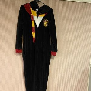 One size fits all Harry Potter onsie
